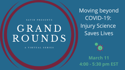 Savir Grand Rounds March 2021